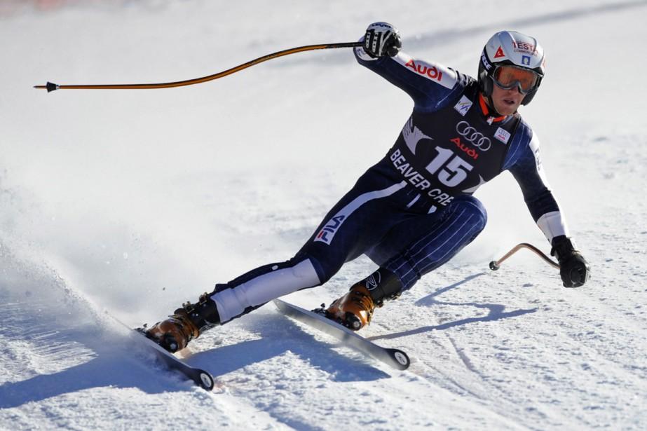 Werner Heel... (Photo: AFP)