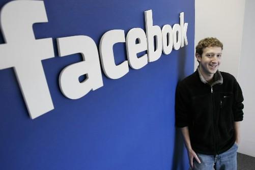 Le cofondateur et président directeur-général de Facebook, Mark... (Photo: AP)