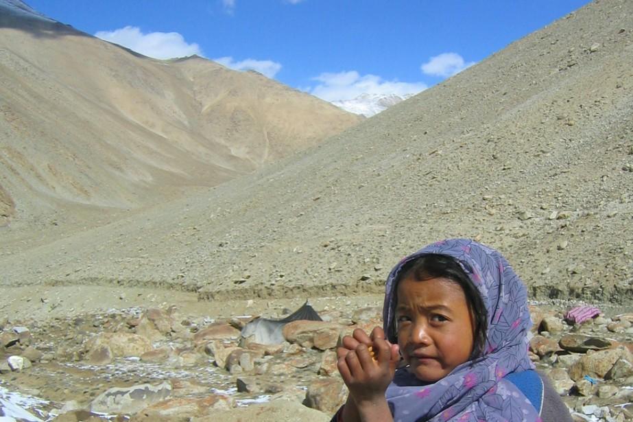 Le Ladakh est un ancien royaume tibétain... (Photo: Andrée-Marie Dussault)