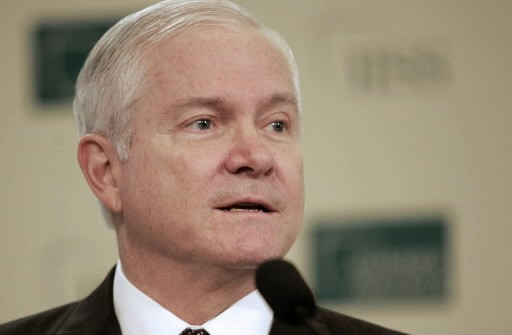 Robert Gates... (Photo: Reuters)