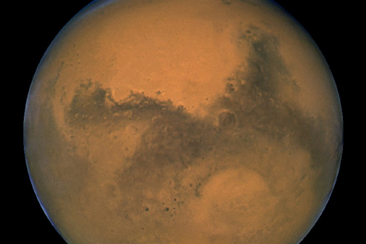 La présence de carbonates sur Mars remet en... (Photo: AP)