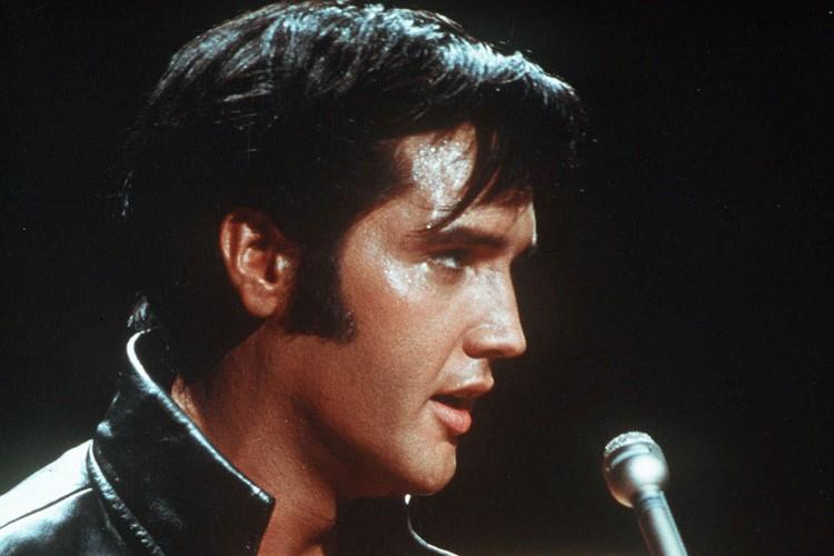 Elvis Presley... (Photo: AP)
