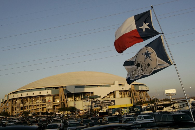 Les Cowboys de Dallas disputeront le 313e et... (Photo: AP)
