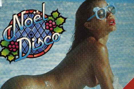 Le disque Noël Disco...