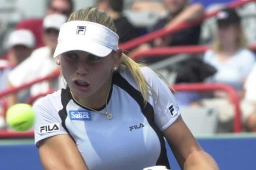 Jelena Dokic... (Photo: Martin Chamberland, La Presse)