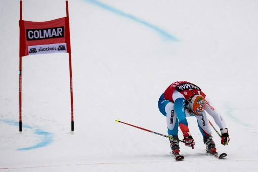 Didier Cuche... (Photo: AFP)