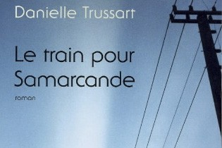 La pochette du livre Le train pour Samarcande...