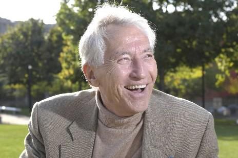 L'écrivain Jacques Salomé... (Photo: Robert Mailloux, La Presse)