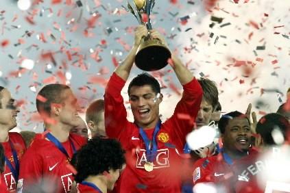Manchester United a remporté la Coupe du monde des clubs, l'un... (Photo: AFP)