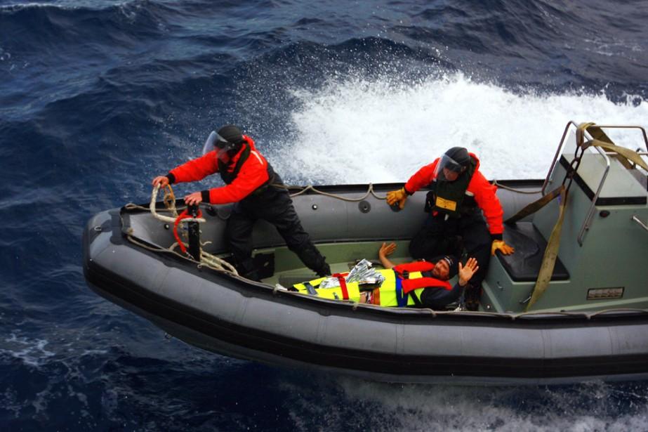 La flotte reprend son rythme aujourd'hui après une journée très forte en...