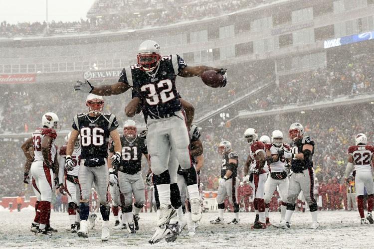Les Patriots de la Nouvelle-Angleterre semblent vouloir atteidre... (Photo: AP)