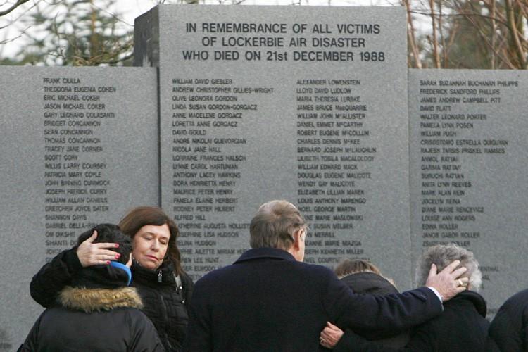 Les habitants de la petite ville écossaise de Lockerbie et... (Photo: Reuters)