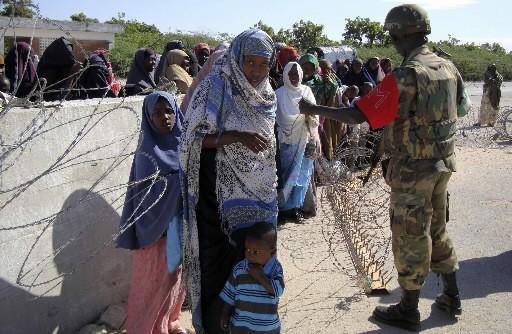 L'envoyé spécial de l'ONU pour la Somalie a jugé lundi qu'il... (Photo: Reuters)
