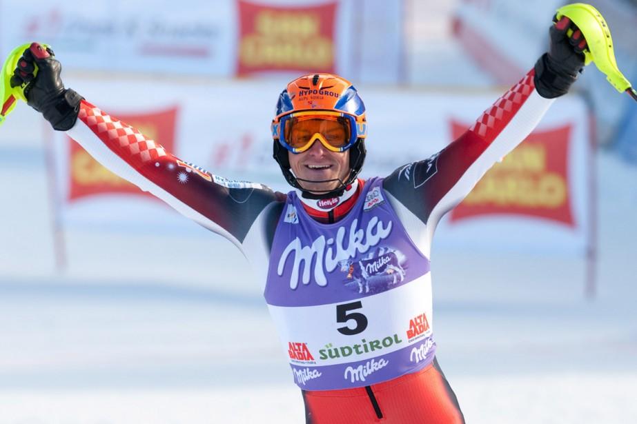 Ivica Kostelic... (Photo: AFP)