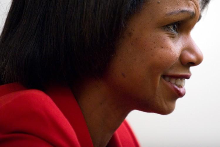 Future ex-secrétaire d'Etat cherche maison en Californie.... (Photo: AFP)