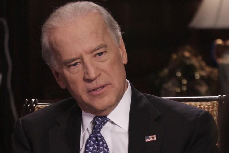 Le nouveau vice-président américain, Joe Biden... (Photo: AP)