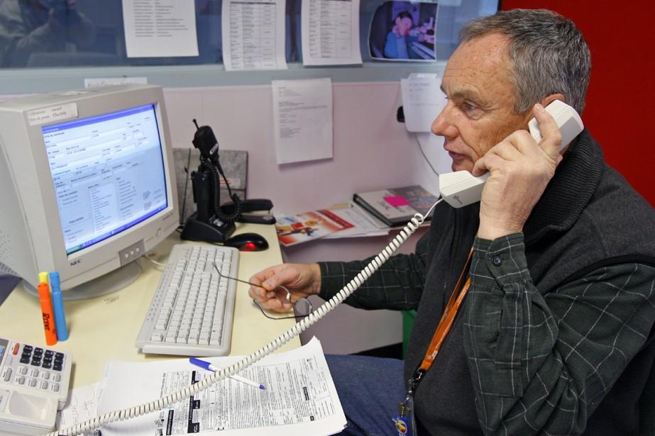 Nez Rouge affirme qu'il manque surtout de bénévoles... (Photo: Robert Mailloux, La Presse)