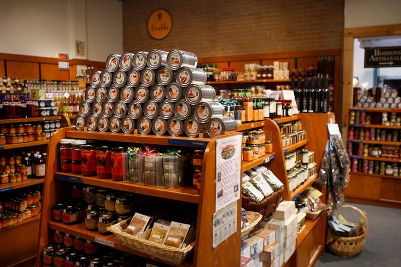 Le marché des saveurs recèle plein de trouvailles... (Photo: Martin Chamberland, La Presse)