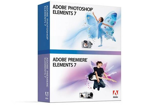 Adobe Photoshop et Premiere 7...
