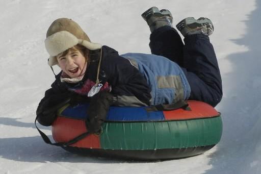 Les enfants sont en vacances. Beaucoup de... (Photo: Robert Skinner, La Presse)