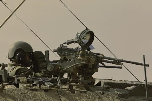 Le mouvement islamiste Hamas observait mardi un cessez-le-feu de... (Photo: AP)