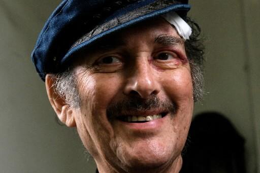 L'écrivain et dramaturge britannique Harold Pinter, prix Nobel de... (Photo: AP)