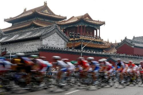 Après Pékin, la Chine aimerait être hôte des... (Photo: AFP)
