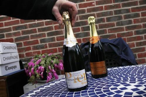 «Oui, beaucoup disent que je suis fou»: dans sa Champagne natale,... (Photo: AFP)