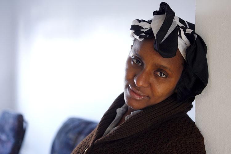 L'histoire d'Aïssatou Baldé a fait naître un impressionnant... (Photo: Robert Mailloux, La Presse)