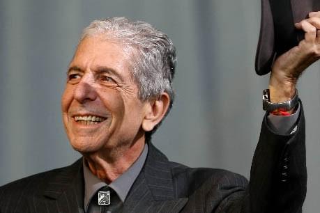Léonard Cohen... (Photo: AFP)