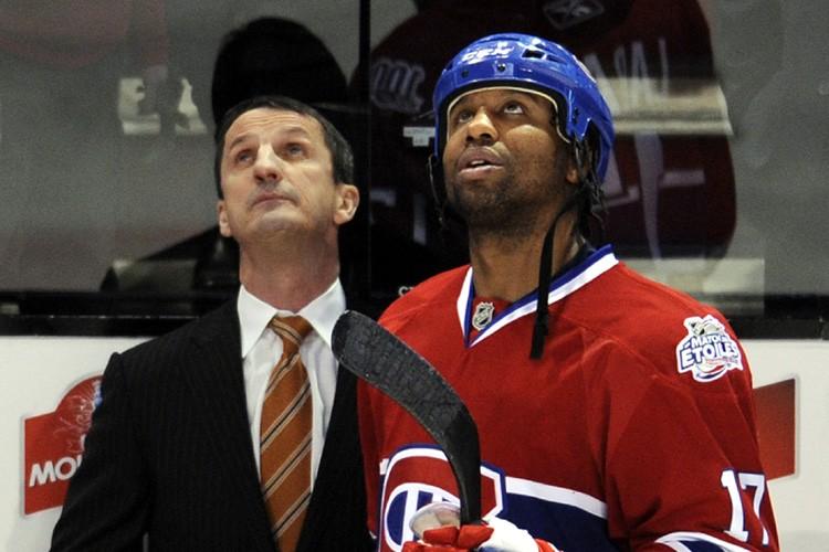 «On est rendu à la mi-saison et si... (Photo: Bernard Brault, La Presse)