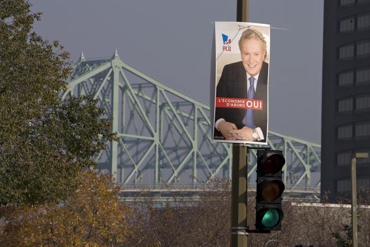 Les formations politiques manifestent plus d'entrain à... (Photo: La Presse)