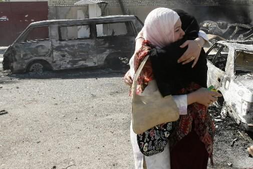 Les attentats suicides sont fréquents en Irak.... (Photo: Reuters)