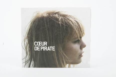 Le disque Coeur de pirate...