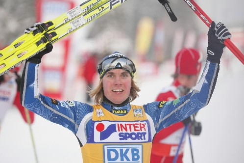 Anssi  Koivuranta... (Photo: Reuters)