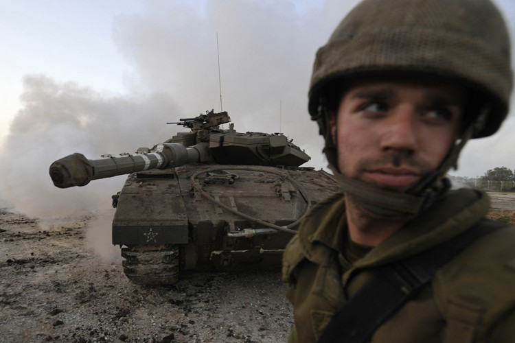 La Chine a pressé Israël lundi de cesser immédiatement ses... (Photo: Reuters)
