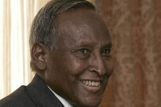 Le président somalien Abdullahi Yusuf a démissionné lundi.... (Photo: Reuters)