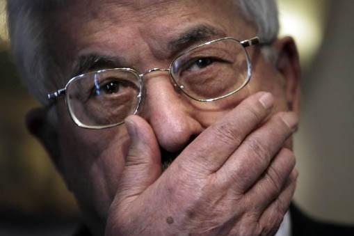 Le président palestinien Mahmoud Abbas... (Photo: AP)