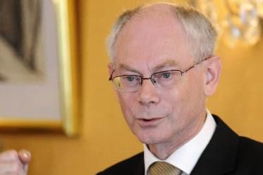 Le chrétien-démocrate flamand (CDV) Herman Van Rompuy.... (Photo: AFP)