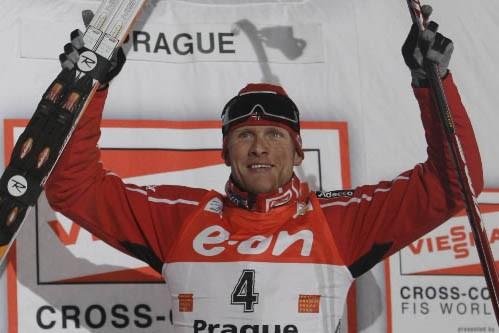 Le Norvégien Tor Arne Hetland a remporté lundi... (Photo: AP)