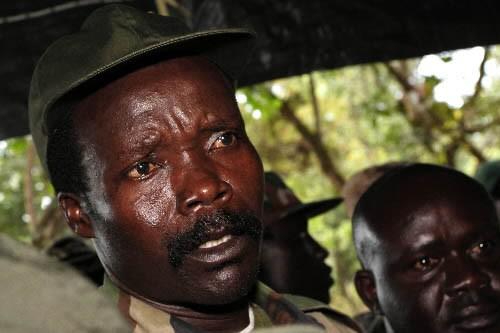 Le chef du LRA, Joseph Kony... (Photo: AFP)