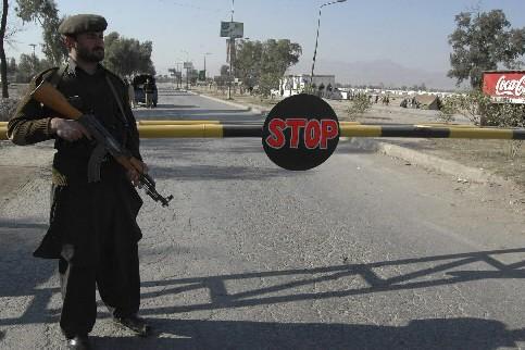 Les autorités pakistanaises ont fermé mardi la principale... (Photo: Reuters)