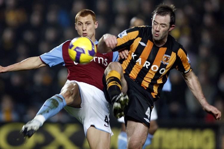 Malgré une performance décevante, Aston Villa s'est imposé sur la... (Photo: AFP)