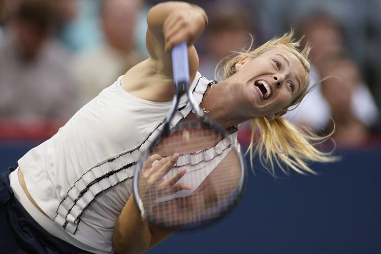 Maria Sharapova... (Photo: PC)