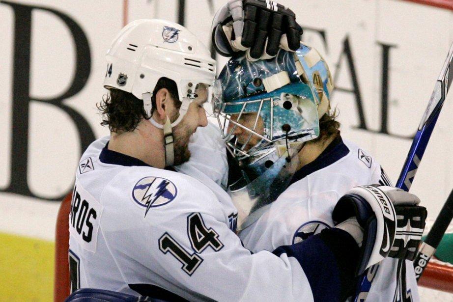 Les succès aidant, le Lightning, dont le défenseur... (Photo: AP)