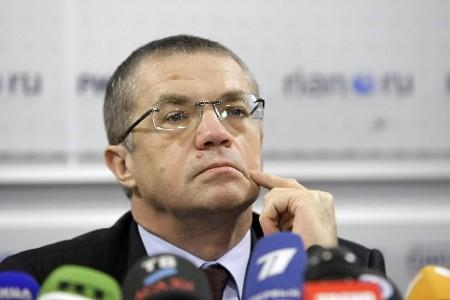 Le numéro deux de Gazprom, Alexandre Medvedev.... (Photo: Bloomberg)