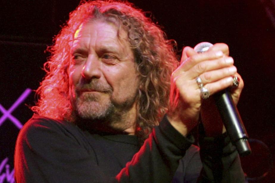 Robert Plant... (Photo: Reuters)