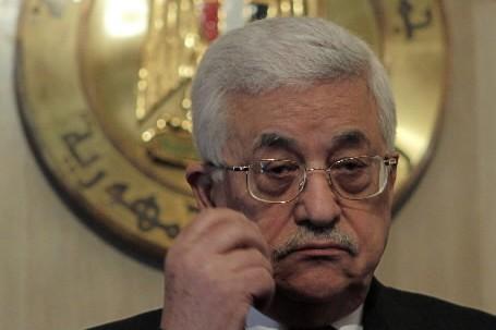 Le président palestinien, Mahmoud  Abbas.... (Photo: AFP)