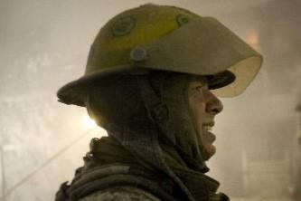 Un incendie a lourdement... (Photo: André Pichette, archives La Presse)