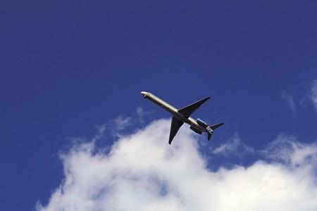 Le trafic aérien a chuté pour un troisième mois... (Photothèque La Presse)